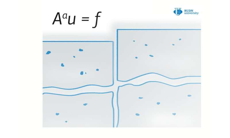 Mathematician proposes method to simplify the mathematical model of substance transfer through a cell wall
