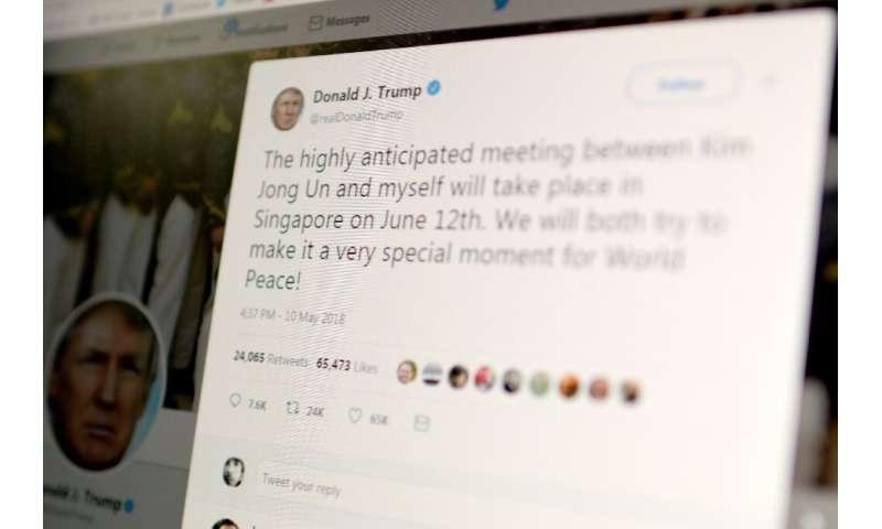 Trump can't block Twitter critics, appeals court affirms