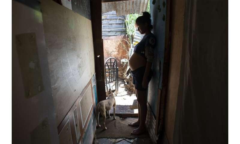 Venezuela crisis pushes women into 'forced motherhood'