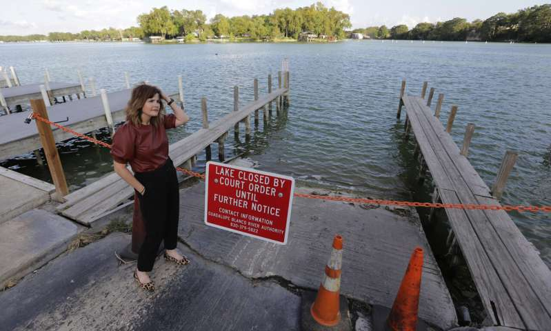 Aging US dams pose risk to thousands