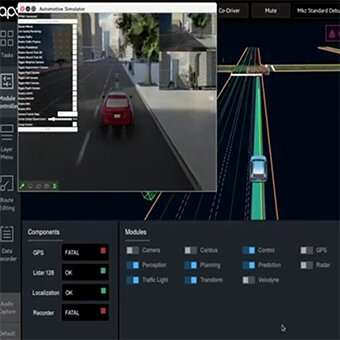Researchers develop platform for scalable testing of autonomous vehicle safety