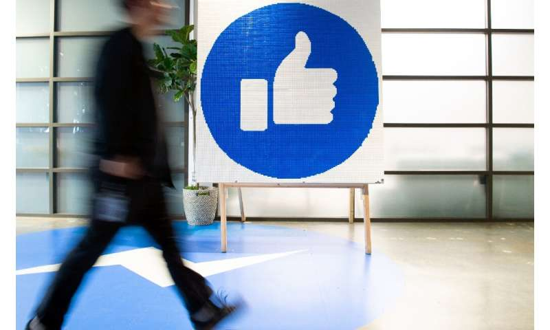 Facebook said it took down some 5.4 billion fake accounts in 2019, in a sign of an ongoing battle against manipulation and misin