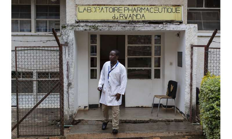 Rwandan answer to its pain crisis: Cheap, available morphine