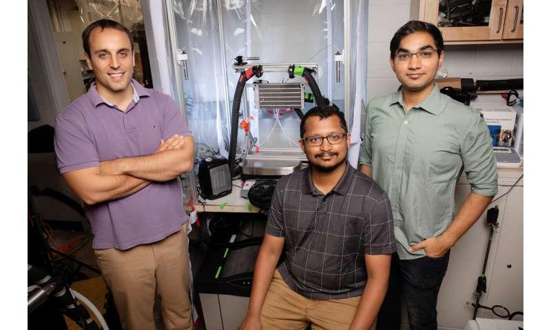 Researchers develop technique to de-ice surfaces in seconds