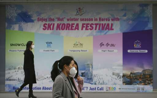 S. Korea proposes rain project with China to clean Seoul air