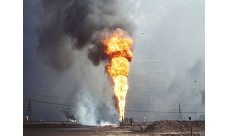 Environmental destruction is a war crime, but it's almost impossible to fall foul of the laws