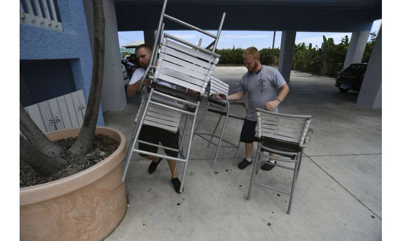 Florida preps for an 'absolute monster': Hurricane Dorian