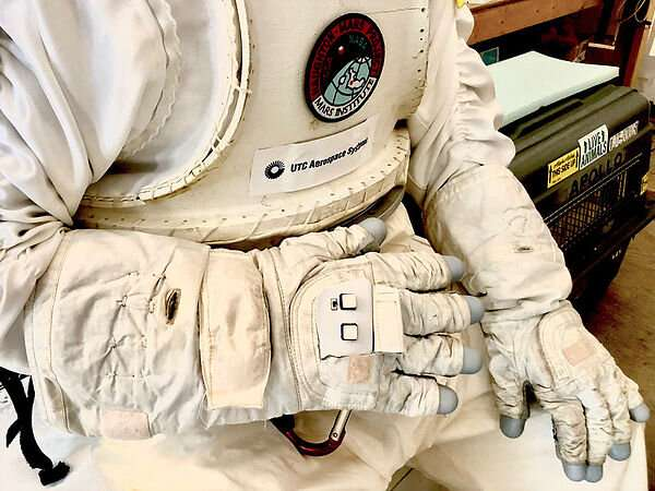 Groundbreaking astronaut glove for exploring the moon and Mars