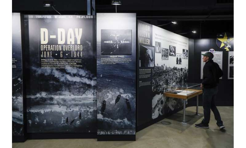 75 years later, French 'HistoPad' offers new view of D-Day