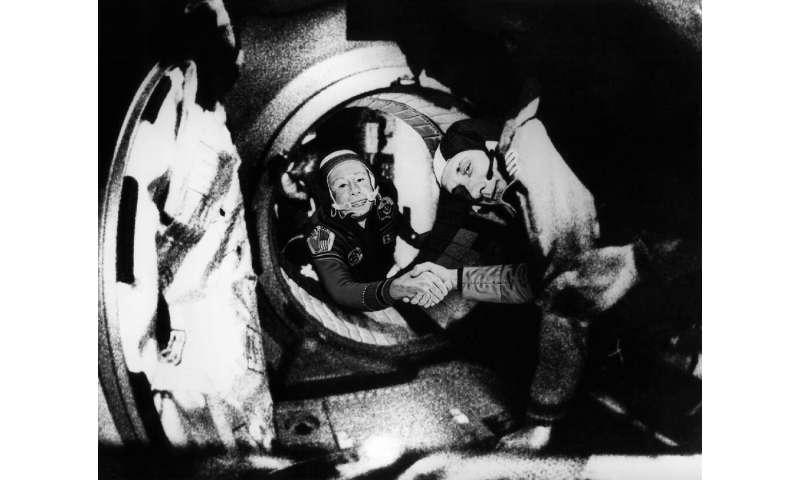 Alexei Leonov was known as Cosmonaut No 11