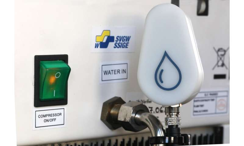 An intelligent network for better water management