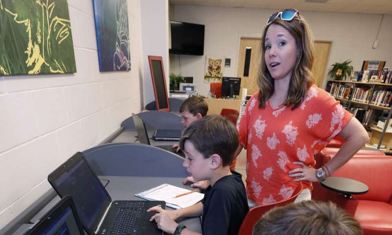 AP: 3 million US students don't have home internet