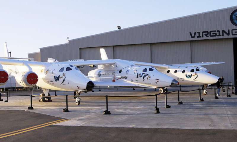 Boeing to invest $20 million in Virgin Galactic