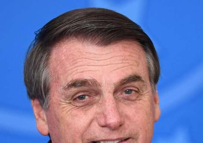 Brazilian President Jair Bolsonaro called his French counterpart a 'colonialist'