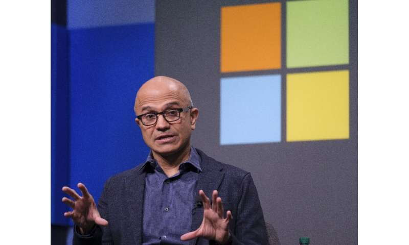 CEO Satya Nadella has helped Microsoft grow its market value to $1 trillion by focusing on cloud computing and business services