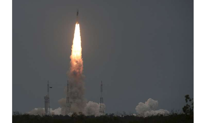 Chandrayaan 2 or Moon Chariot 2 was taken off the Indian Spaceport in Sriharikota in the southern state of Andhra Pradesh on July 22 on July 22