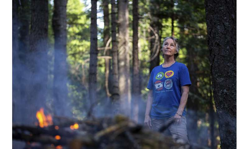 Communities search for ways to live with growing fire threat