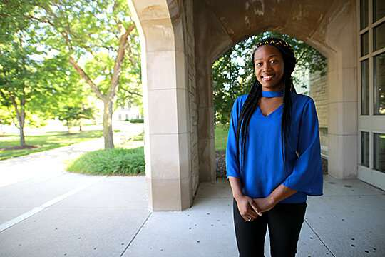 Doctoral student's research brings new insight to removing breastfeeding barriers