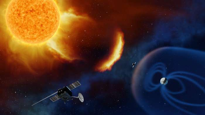 ESA's space weather mission to be protected against stormy sun