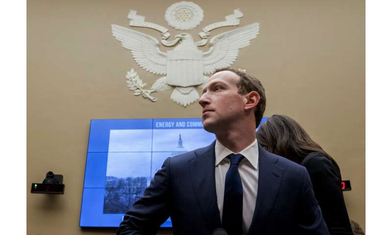 Facebook CEO visits lawmakers amid push for tech oversight