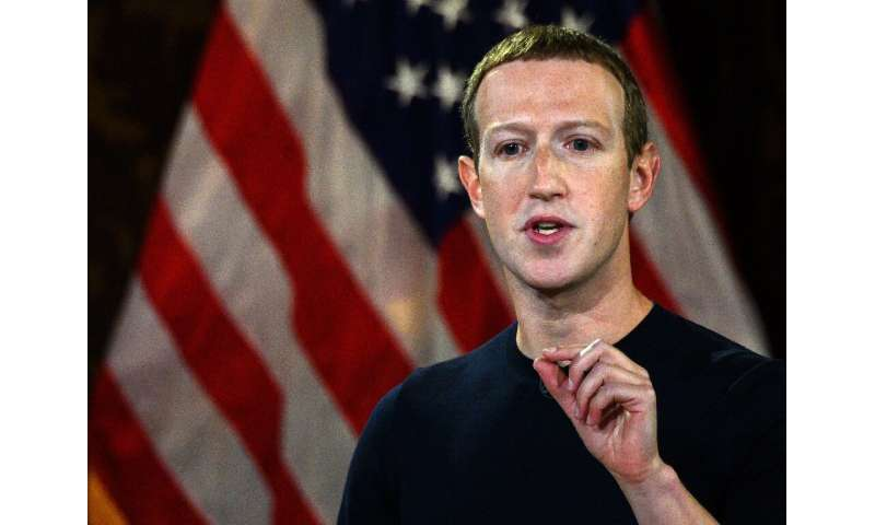Facebook founder Mark Zuckerberg said the proposed digital currency Libra would empower people and extend America's financial le