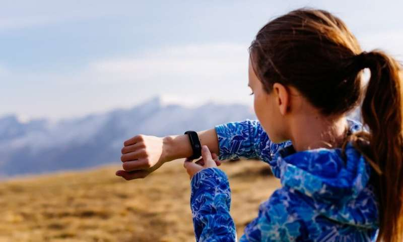 Fitness trackers and eating disorders – is there a link?