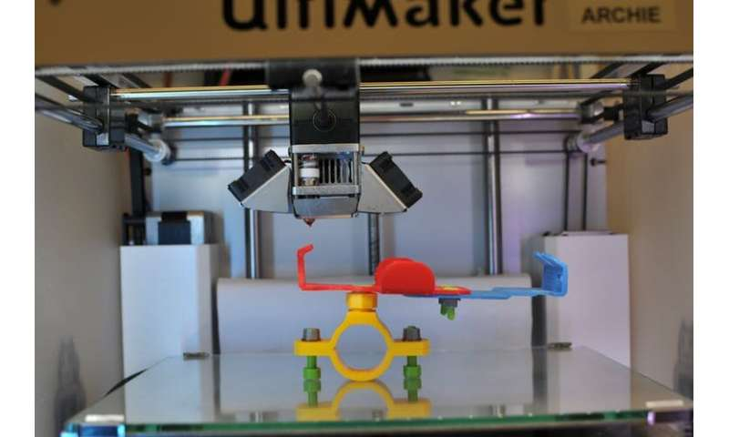 Five 3-D printing myths