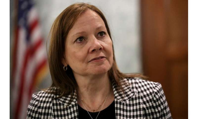 General Motors CEO Mary Barra said the company plans a marketing campaign for San Francisco, where its Cruise unit plans self-dr