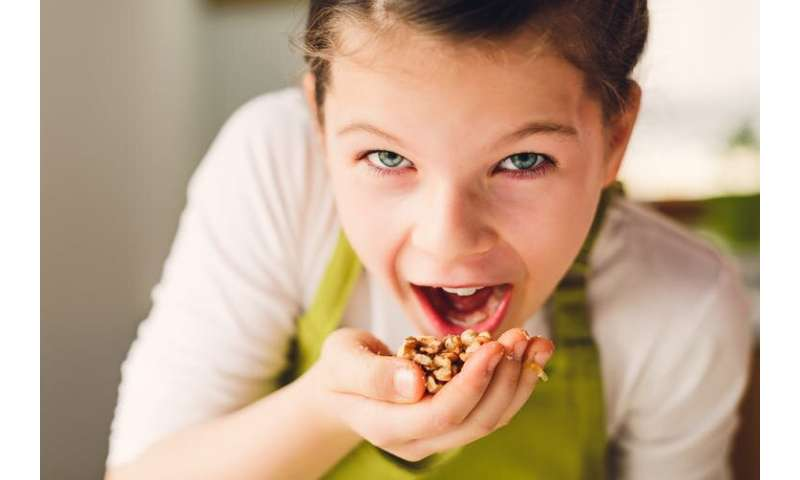 Health check: will eating nuts make you gain weight?