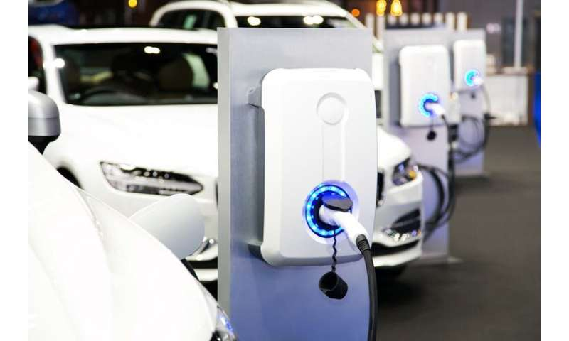 How growing cities can support at-home electric vehicle charging