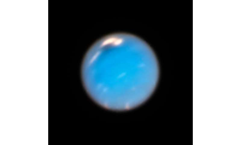 Hubble reveals dynamic atmospheres of Uranus, Neptune
