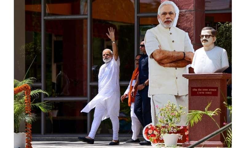 Indian-born Abhijit Banerjee is a vocal critic of Prime Minister Narendra Modi