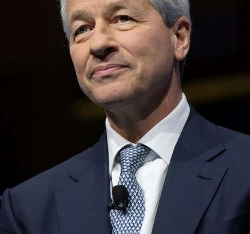 """JPMorgan Chase Chief Executive Jamie Dimon has called bitcoin a """"fraud,"""" but the bank has touted the underlying blockc"""