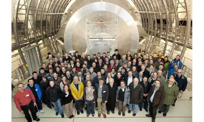 KATRIN cuts the mass estimate for the elusive neutrino in half