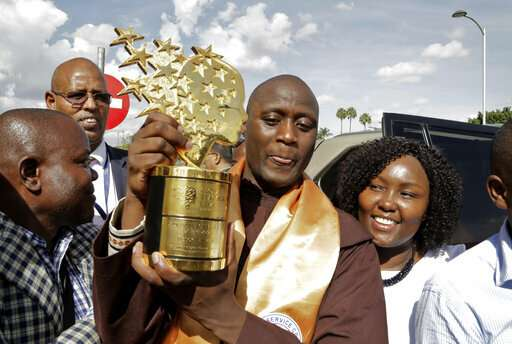 Kenyan who won Global Teacher Prize says invest in youth