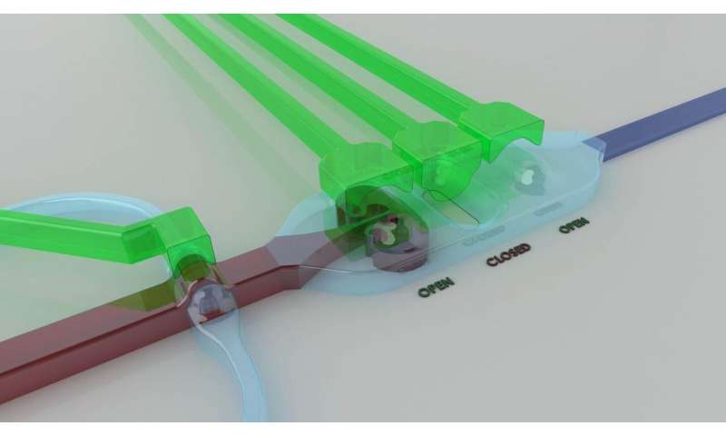 Lab-on-a-chip drives search for new drugs to prevent blood clots