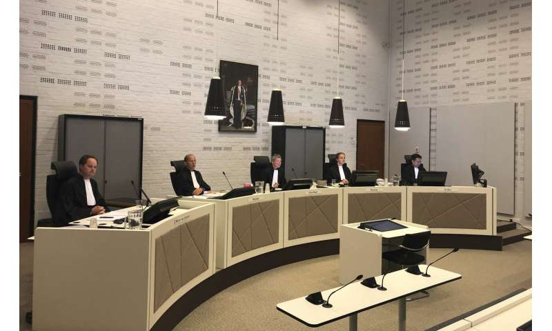 Landmark euthanasia trial opens in the Netherlands