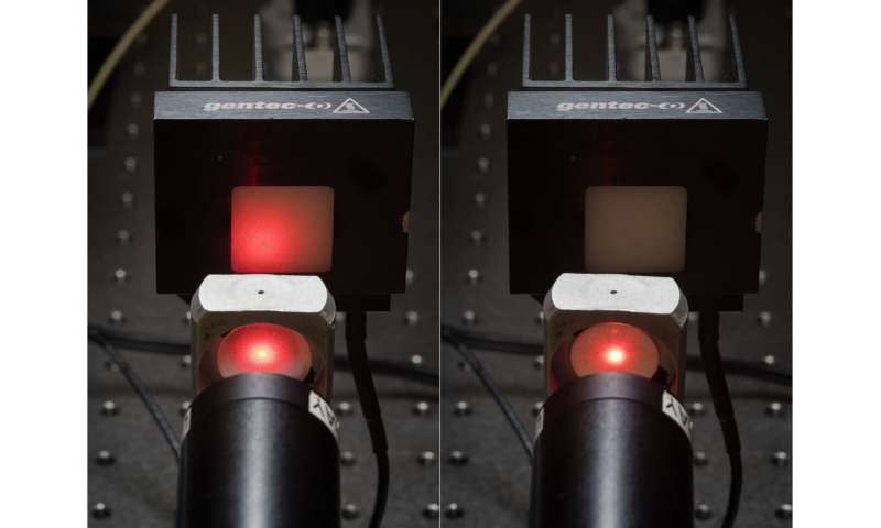 Lasers enable engineers to weld ceramics, no furnace required