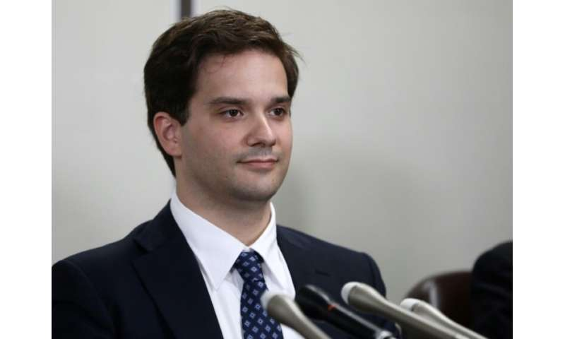 Mark Karpeles, former head of the collapsed bitcoin exchange MtGox, is accused of faking digital data and embezzling millions of