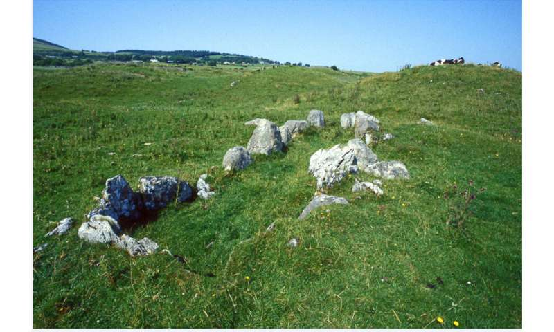 Megalith tombs were family graves in European Stone Age