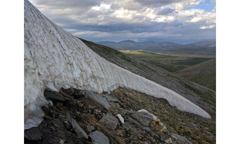 Mongolia's melting ice reveals clues to history of reindeer herding, threatens way of life