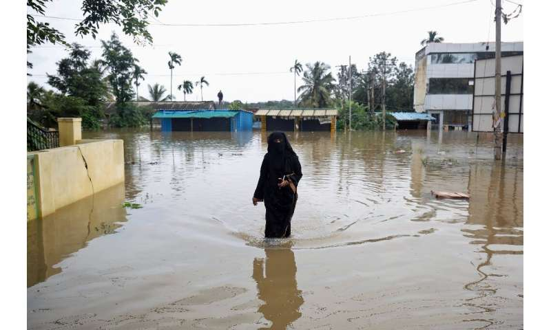 Monsoon rains kill hundreds of people across the country every year