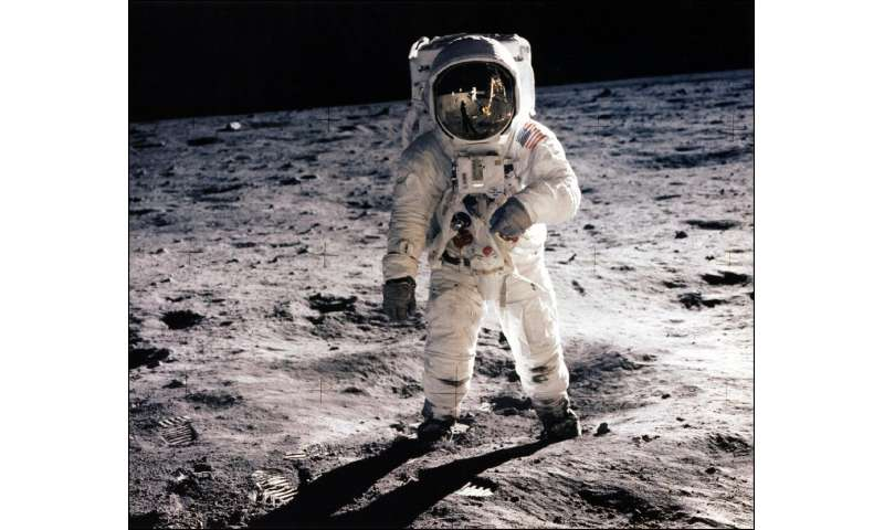 More than half of Russians still refuse to believe that the US landed on the moon before they were able to