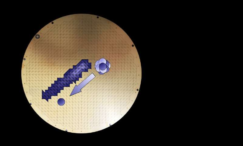 Researchers observe exotic radioactive decay process