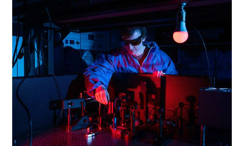 New physical effect demonstrated by University of Bath scientists after 40 year search