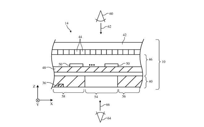 Patent talk: Apple logo could light up notifications