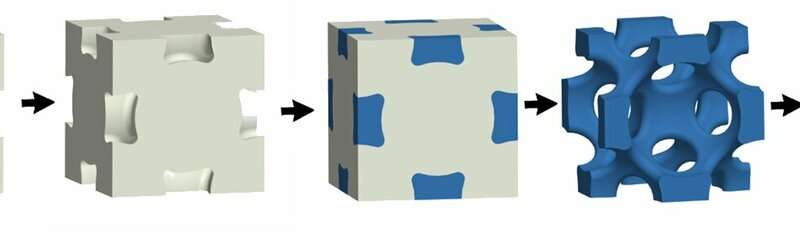 Penn engineer's 'metallic wood' has the strength of titanium and the density of water