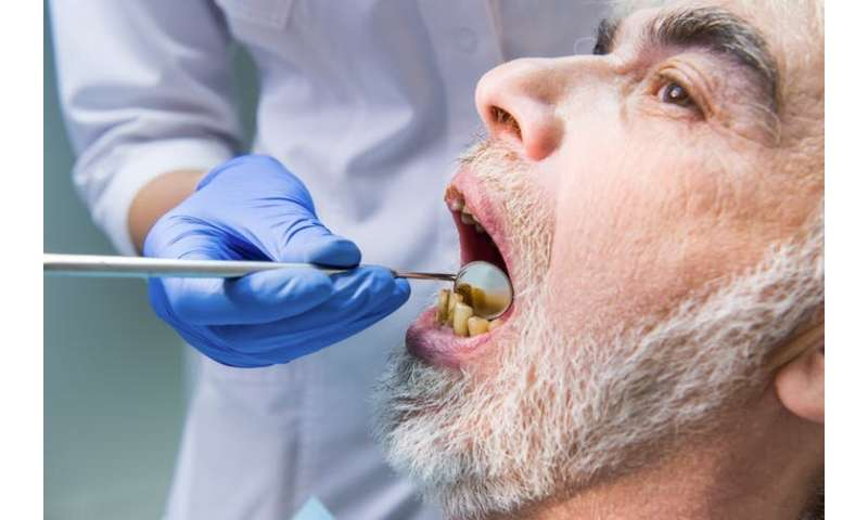 People living with HIV struggle to access much-needed dental care