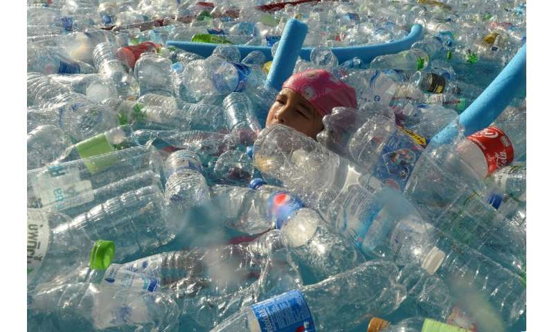 Protesters in Thailand want countries in southeast Asia to stop importing plastic waste from mostly developed nation