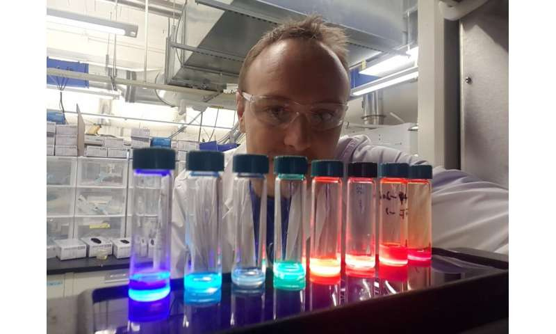 Quantum dots technology to revolutionize healthcare and sensing technology: see what's invisible